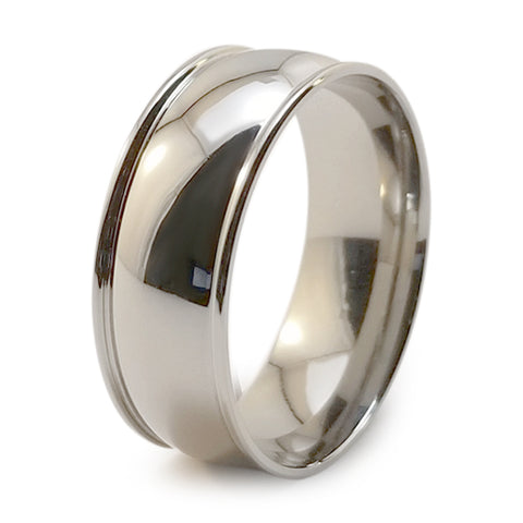 Chrysalis Stealth Titanium ring