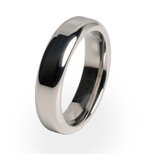 A popular design made from high quality U.S Titanium. Perfect for weddings and special occasions.