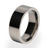 Facia | Mens Titanium Ring