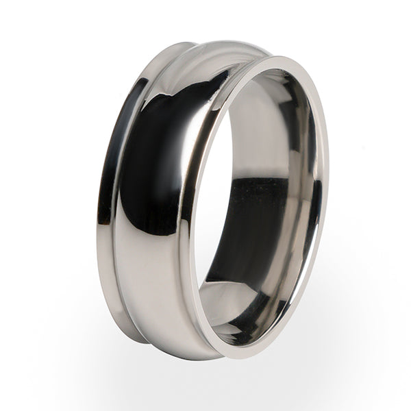 Hummingbird Titanium ring.  A Perfect wedding ring that will last for a lifetime.