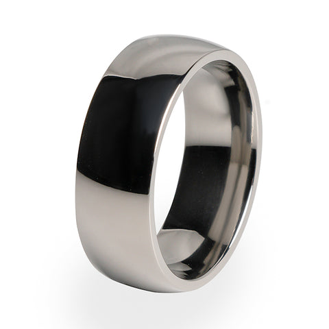 Lunar Eclipse | Men's Titanium Ring