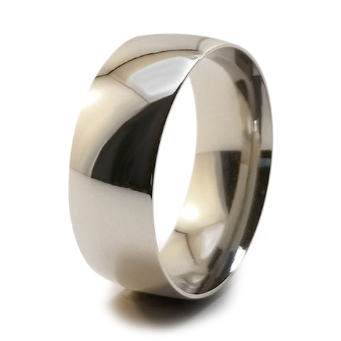 Lunar Eclipse Stealth Titanium Ring