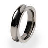 Phase | Womens Titanium Ring