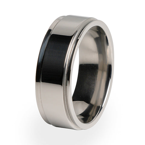 Samurai | Men's Titanium Ring