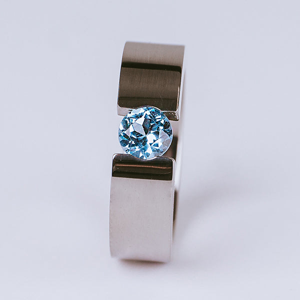Proxima with Aquamarine