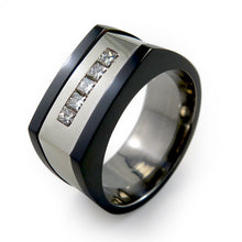 TUXEDO | 5 Diamonds | 14K White Gold