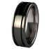 Abyss - Black-none-Titanium Rings