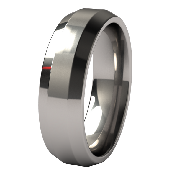 Ascent-none-Titanium Rings