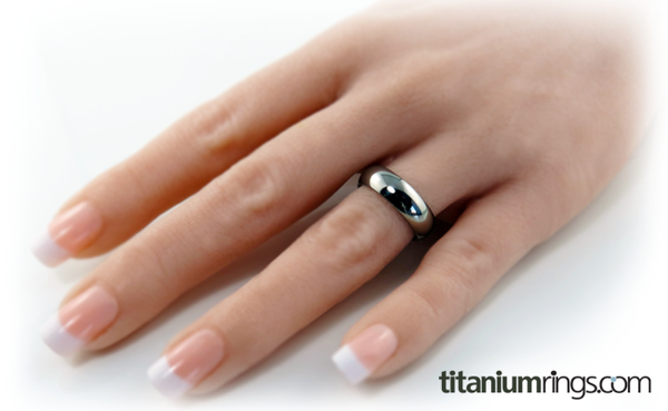 Eclipse | Women's Titanium Ring