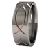 Ichthus - Colored-none-Titanium Rings
