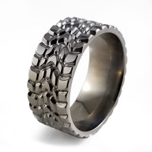 Little Bogger Titanium ring
