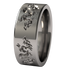 Liung-none-Titanium Rings