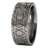 Magen David-none-Titanium Rings