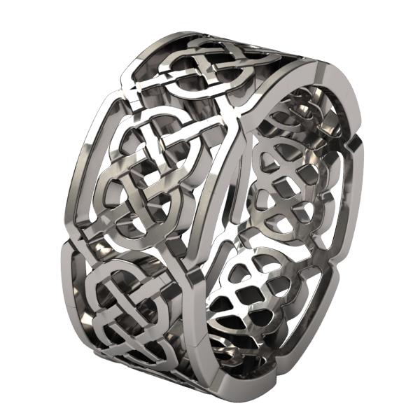 Merlin-none-Titanium Rings