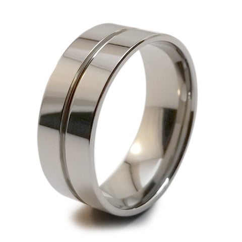 Mojo Stealth Titanium Ring