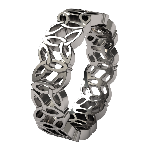 Morrigan-none-Titanium Rings