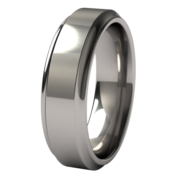 Nova-none-Titanium Rings