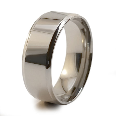 Nova Stealth Titanium Ring