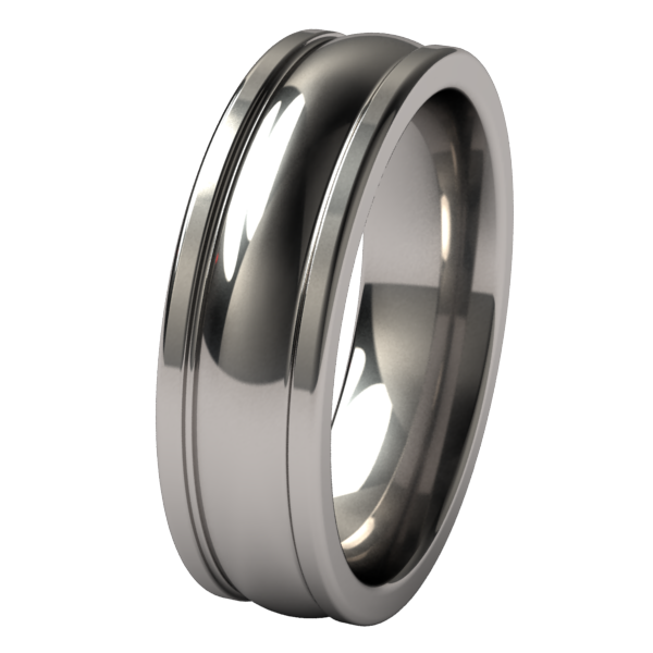 Nymph-none-Titanium Rings