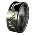 Pallas Black 2Tone-none-Titanium Rings