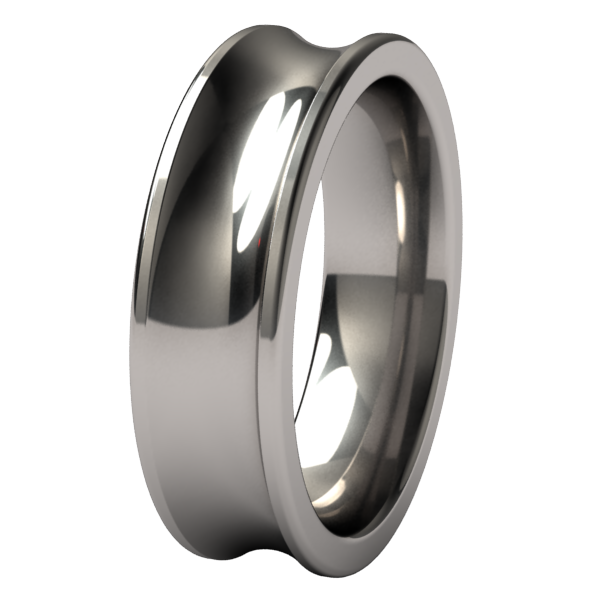 Phase-none-Titanium Rings