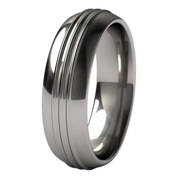 Roadster-none-Titanium Rings