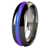 Synapse - Black & Colored-none-Titanium Rings