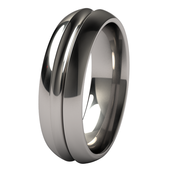 Synapse-none-Titanium Rings