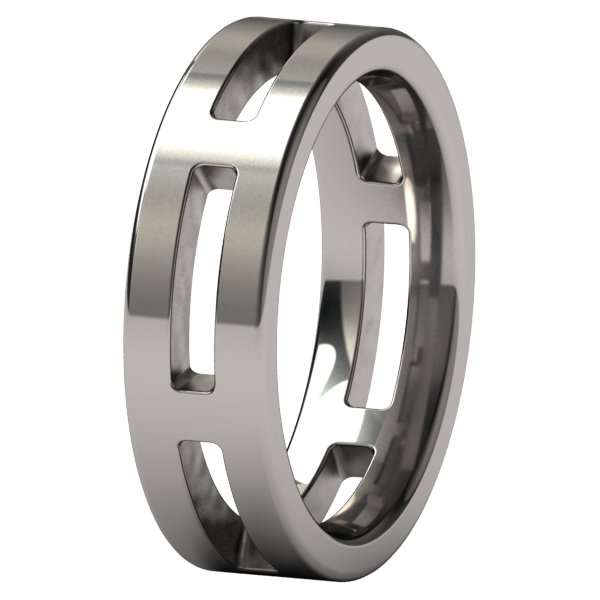 System-none-Titanium Rings