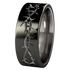 Taboo Black 2Tone - custom-none-Titanium Rings