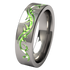 Tattoo Flat - Colored-none-Titanium Rings