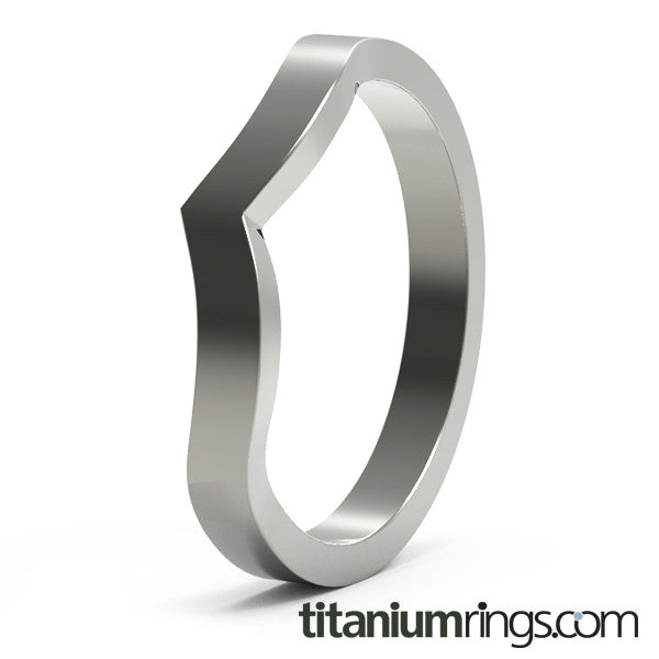 To Infinity - Companion-none-Titanium Rings