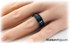 Voodoo Abyss - Black-none-Titanium Rings