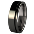 Zuzu - Black-none-Titanium Rings