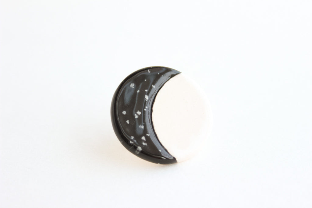 SALE! Crescent Moon Pin