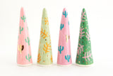 SALE! Cactus Ring Cone / Plant Collection