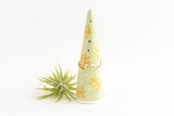 SALE! Fern Ring Cone / Plant Collection
