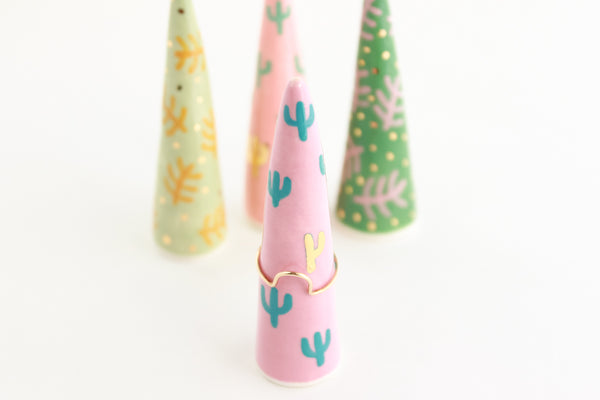 Cactus Ring Cone / Plant Collection