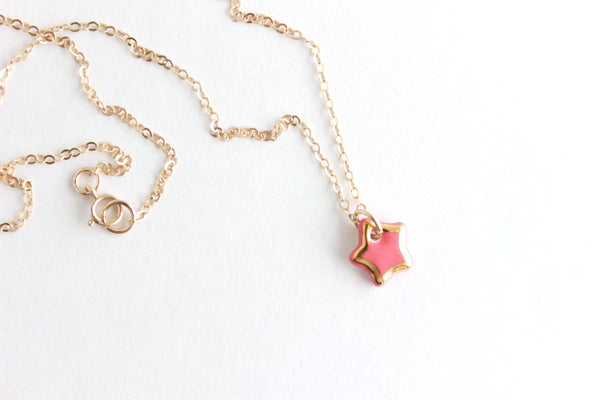 NEW! Mini Star Charm Necklace