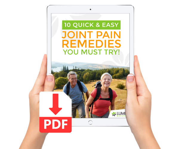 10 Quick & Easy Joint Pain Remedies - Ebook