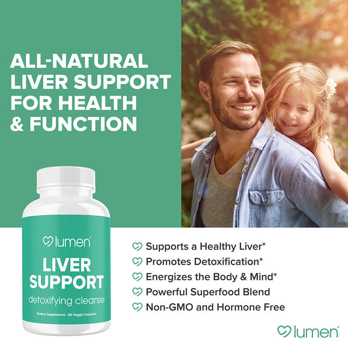 Liver Support 60ct (3-pack) - 15% Off + FREE Shipping