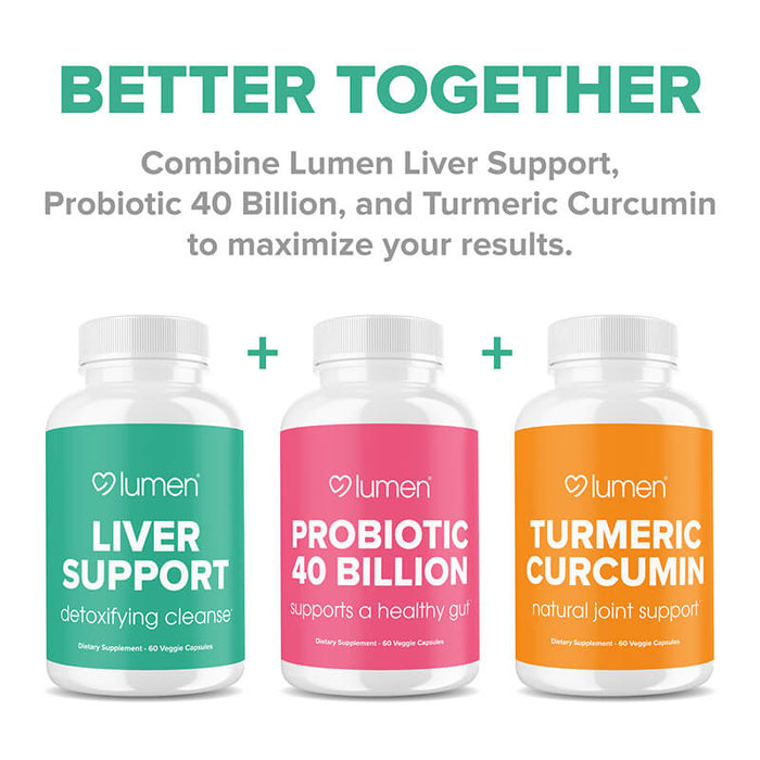 Liver Support 60ct (6-pack) - 35% Off + FREE Shipping