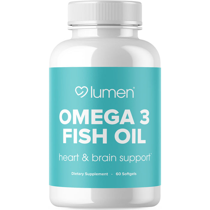 Lumen® Omega 3 Fish Oil -  Special Offer