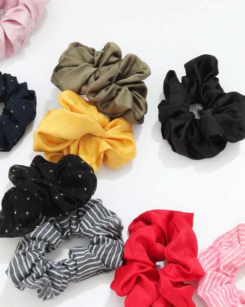 BACK TO THE 90'S - SCRUNCHIES
