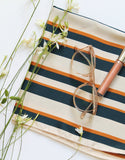 COCO STRIPE - SIX WAY SCARF