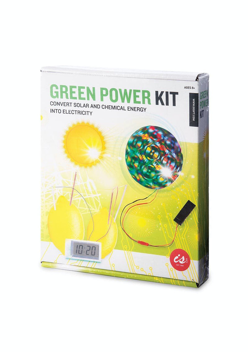 IS Gift Green Power Kit