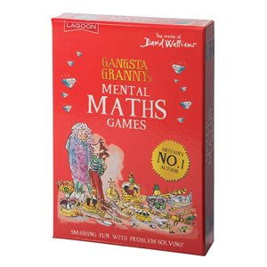David Walliams Gangsta Grannys Maths Games