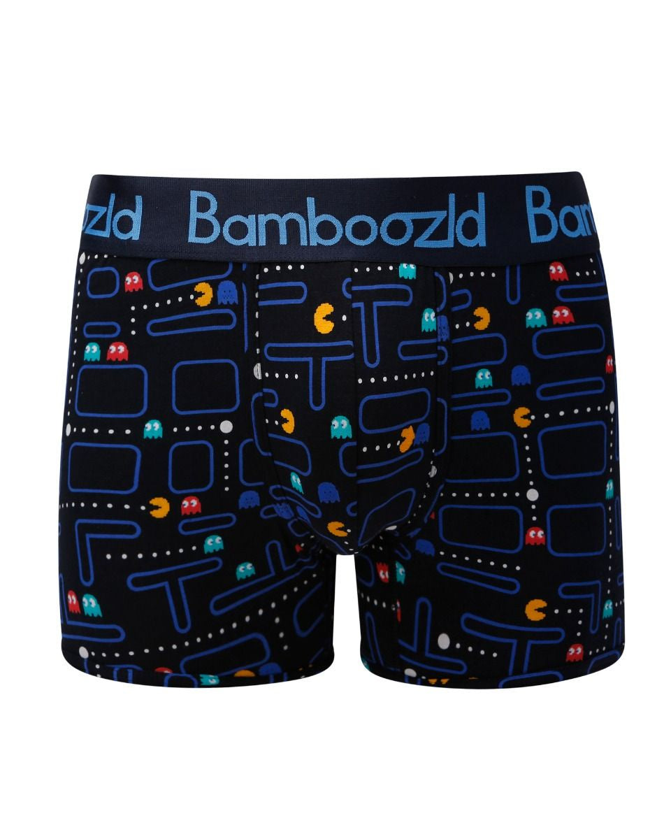 Bamboo Trunks- Pacman
