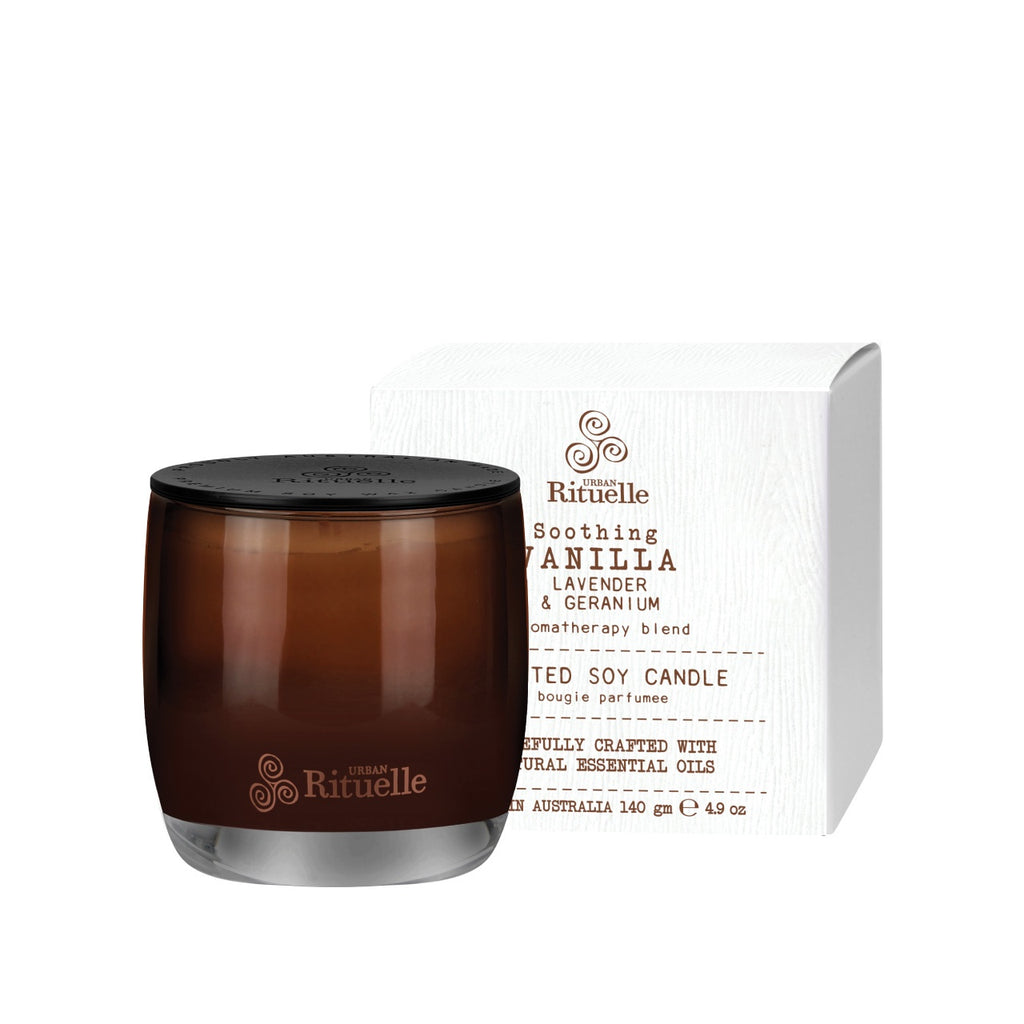 FL 140gm Vanilla Candle