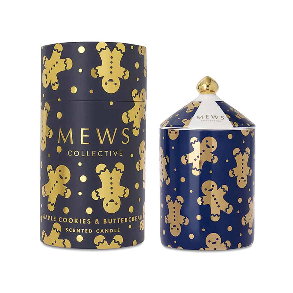Mews Christmas Candle